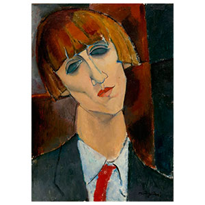 renee kisling by amedeo modigliani