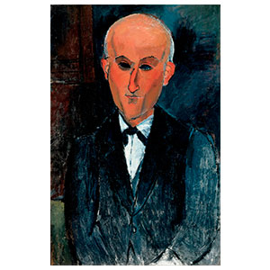 max jacob by amedeo modigliani