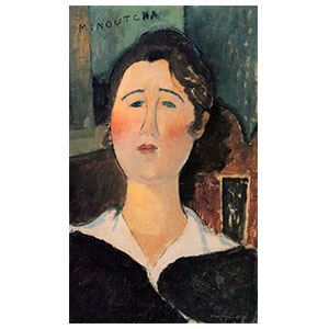 MINOUTCHA BY AMEDEO MODIGLIANI