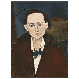 ELENA BY AMEDEO MODIGLIANI