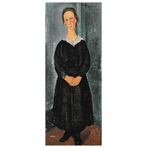 THE SERVANT BY AMEDEO MODIGLIANI