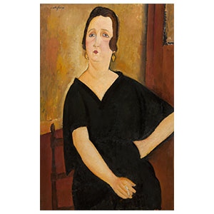 MME AMEDEE BY AMEDEO MODIGLIANI