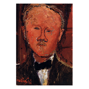 CHERON BY AMEDEO MODIGLIANI
