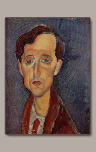 FRANS HELENS BY AMEDEO MODIGLIANI