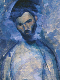 Brancusi portrait by amedeo modigliani