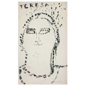 teresa amedeo modigliani