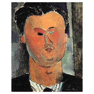 Pierre Reverdy amedeo modigliani