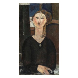 Antonia amedeo modigliani