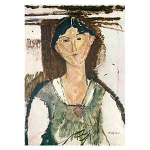 Beatrice Hastings amedeo modigliani