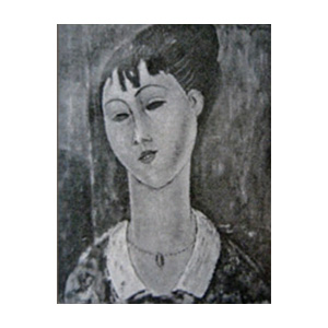 young womanamedeo modigliani