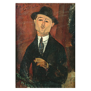 Paul guillaume Novo pilota amedeo modigliani