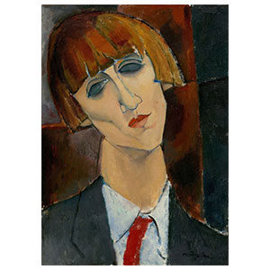 Renee Kislingamedeo modigliani