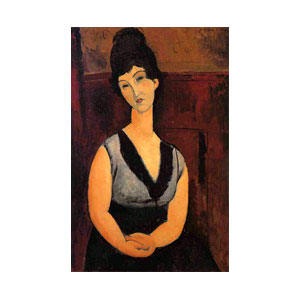 chocolatieramedeo modigliani