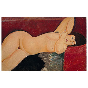 Nude amedeo modigliani