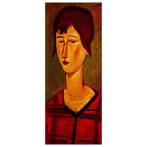 MARCELLE BY AMEDEO MODIGLIANI
