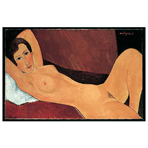 Celine howardamedeo modigliani