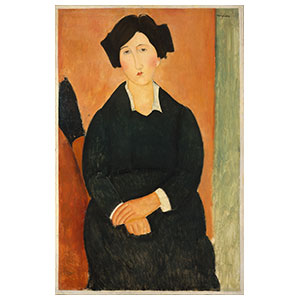 The italian amedeo modigliani