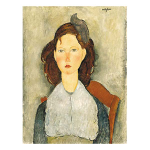 Girl amedeo modigliani