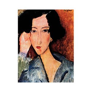 Rachéle Osterlind amedeo modigliani