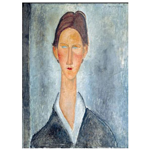 Student amedeo modigliani