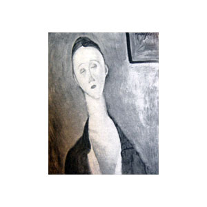 Lunia amedeo modigliani