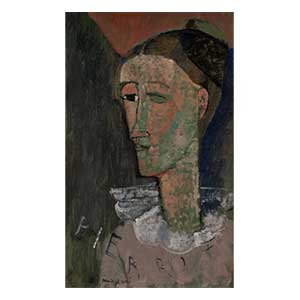 Pierrot amedeo modigliani